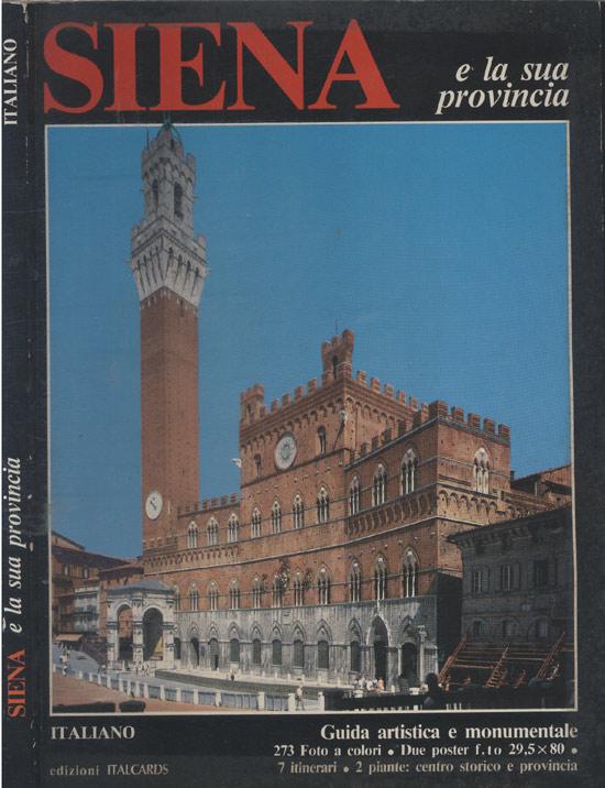 Siena e la sua Provincia Italiano