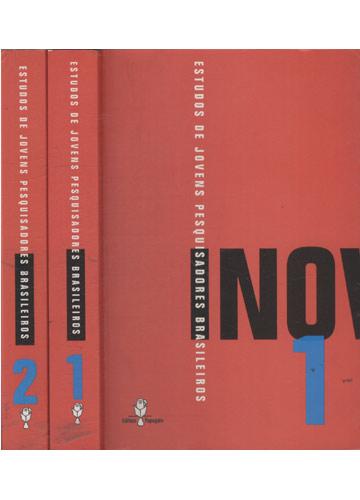 Estudos de Jovens Pesquisadores Brasileiros - 2 Volumes  - Inovação