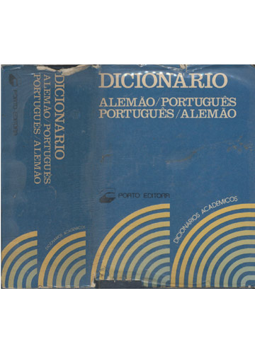Dicionário Alemão/Português - Português/Alemão