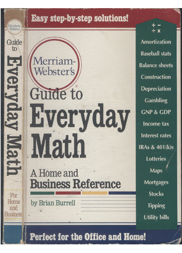Guide to Everyday Math