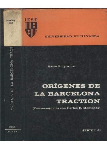Orígenes de la Barcelona Traction