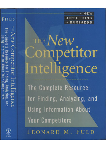 The New Competitor Intelligence