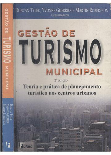 Gestão de Turismo Municipal