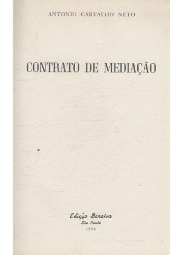 Contrato de Mediação