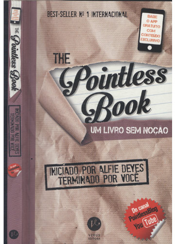 The Pointless Book - Um Livro Sem Noção