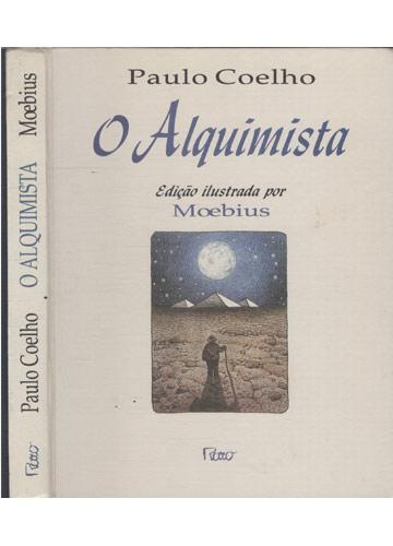 Livro - O Alquimista - Sebo do Messias