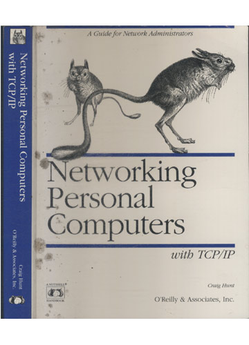 Networking Personal Computers With TCP/IP