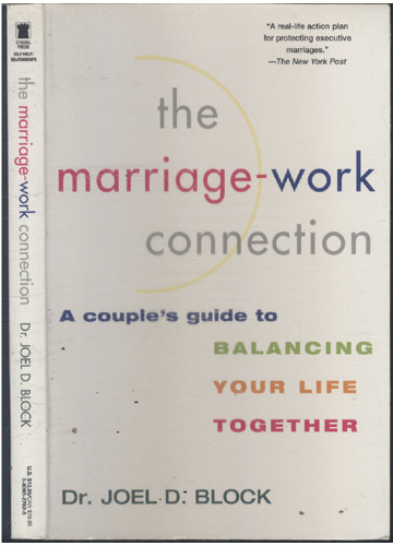 The Marriage-Work Connection