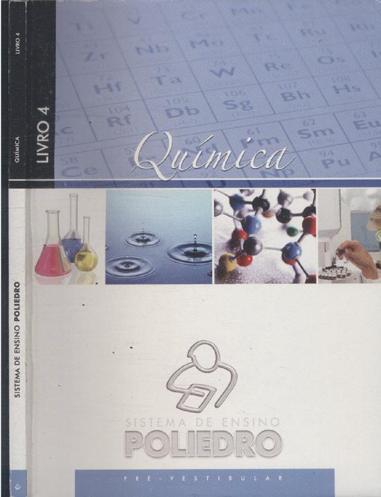 Sistema de Ensino Poliedro - Química - Livro 4