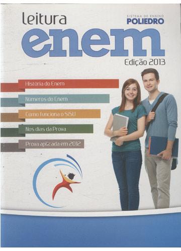 Sistema de Ensino Poliedro - Leitura Enem - Edição 2013
