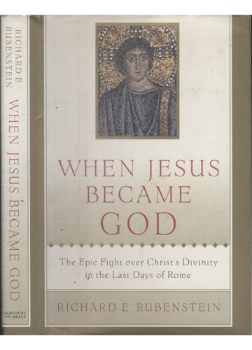 thesis of when jesus became god Jesus never became the son of god: he always was the son of god the eternal sonship of christ is not a heresy it is biblical, orthodox, christian truth see the catholic answers tract on the eternal sonship of christ for proof from early christian writers that the church has always taught that christ is eternally begotten of the father.