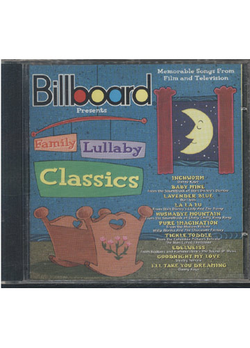 Billboard Presents - Family Lullaby Classics *Importado*