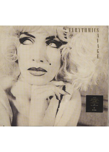 Eurythmics - Savage *Importado*