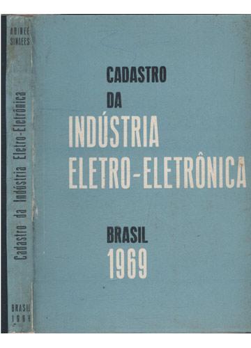 Cadastro da Indústria Eletro-Eletrônica
