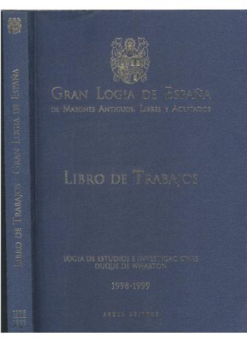 Libro de Trabajos - Gran Logia de España