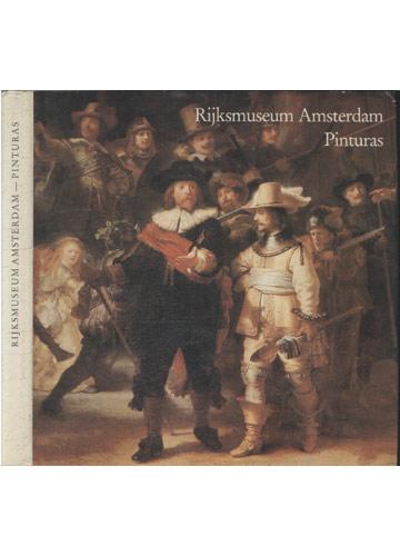 Rijksmuseum Amsterdam - Pinturas