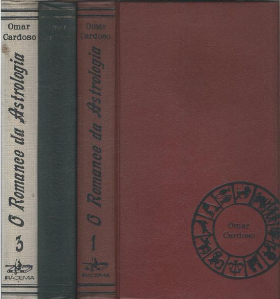 O Romance da Astrologia - 3 Volumes