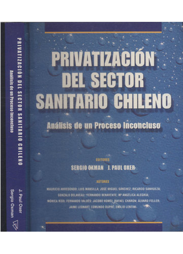 Privatización Del Sector Sanitario Chileno