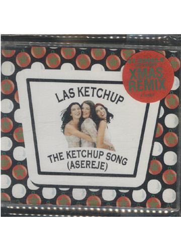 cd las ketchup the ketchup song asereje importado. Black Bedroom Furniture Sets. Home Design Ideas