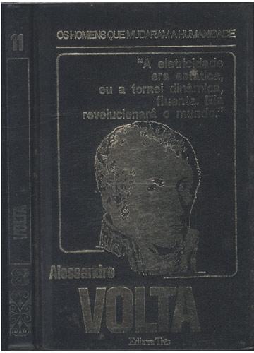 Volta - Os Homens que Mudaram a Humanidade - Volume 11