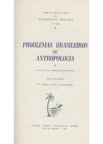 Problemas Brasileiros de Antropologia