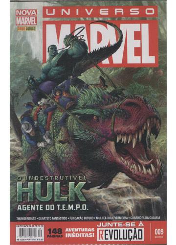 Universo Marvel - Nº.009