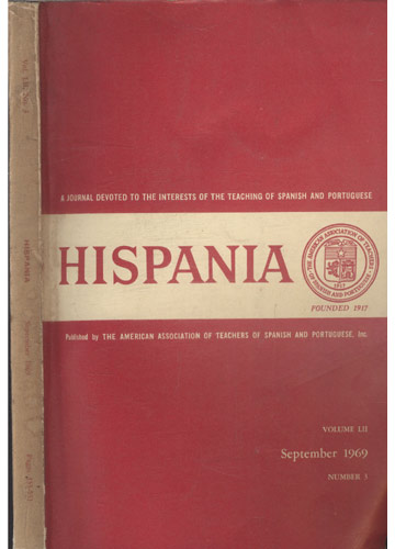 Hispania - Volume LII - No 3 - Pages 355 - 551