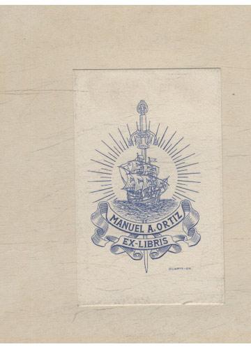 La Torre de Hércules - Com Ex-Libris de Manuel A. Ortiz
