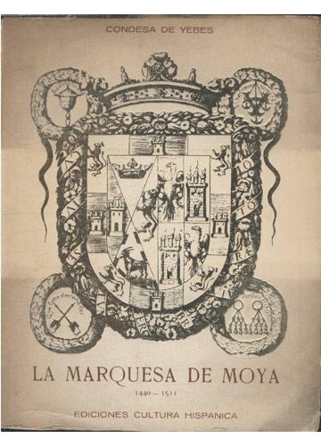 La Marquesa de Moya