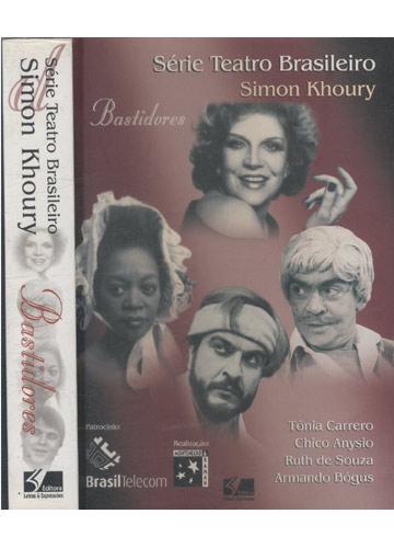 Bastidores - Série Teatro Brasileiro - Volume 6