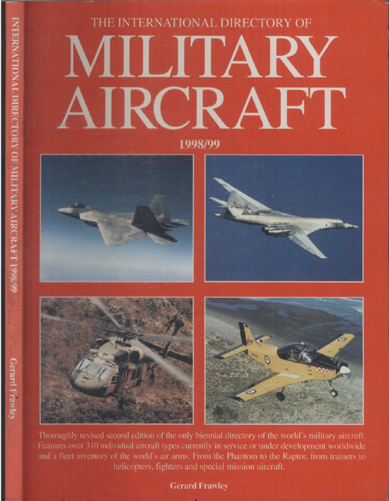 International Directory of Military Aircraft 1998/99