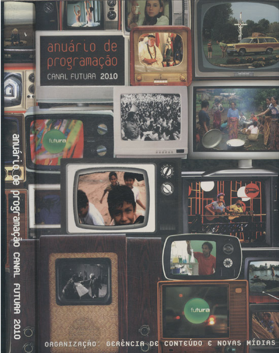 Anuário de Programação Canal Futura 2010