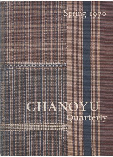 Chanoyu Quarterly