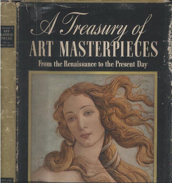 A Treasury Of Art Masterpieces