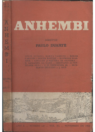 Anhembi - N° 120 - Volume XL