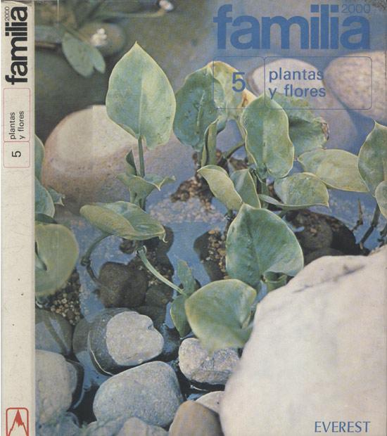 Familia 2000 - Volume 5 - Plantas y Flores