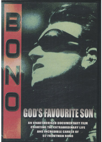 Bono - God's Favourite Son *Importado*