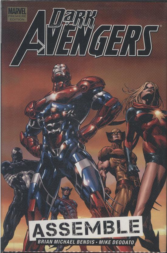 Dark Avengers - Assemble - Volume 1 - *em inglês*