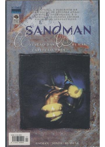 Sandman - Estação das Brumas - Capítulo 3 -  N°.24