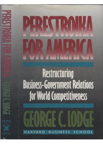 Perestroika for America