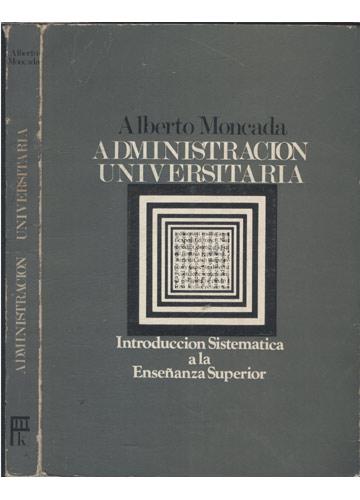 Administracion Universitaria