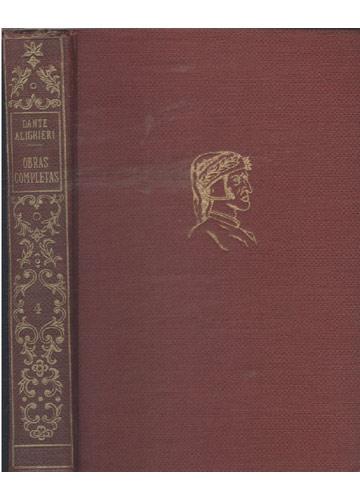 Dante Alighieri - Obras Completas - Volume 4