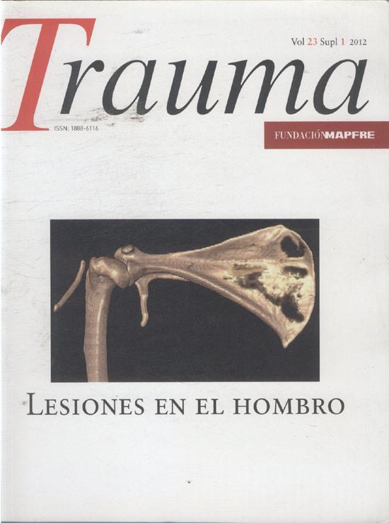 Trauma - Volume 23 - Supl 1 - 2012