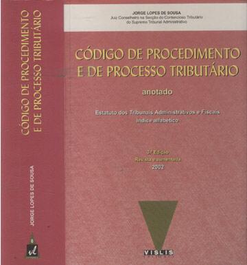 Código de Procedimento e de Processo Tributário