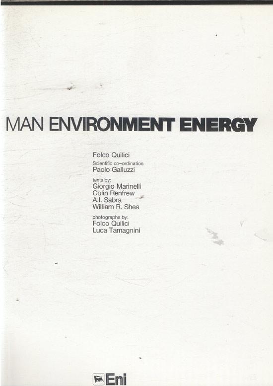 Man Environment Energy