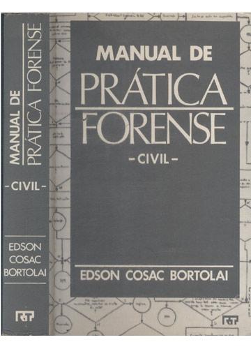 Manual Prática Forense Civil