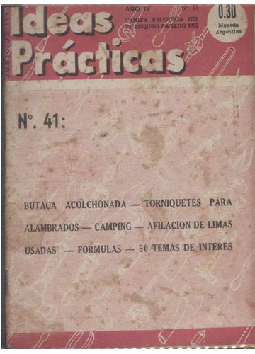 Ideas Prácticas - 1947 - Nº.41