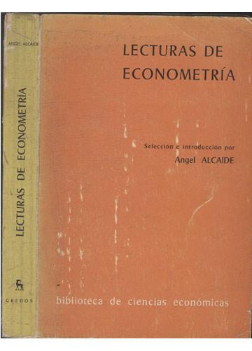 Lecturas de Econometría