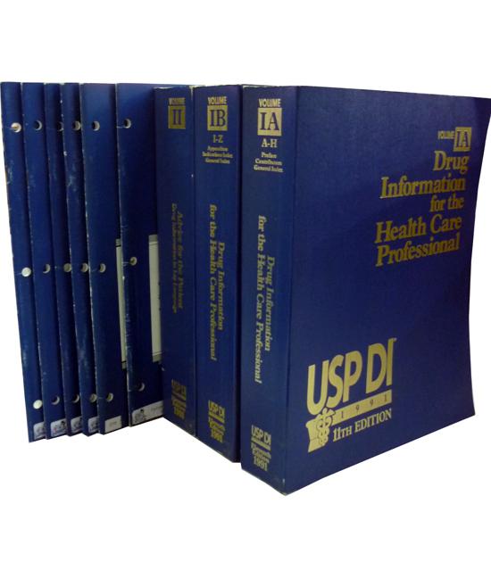 USP DI - 1991 - Box - 2 Volumes em 3 Tomos + 6 Fascículos