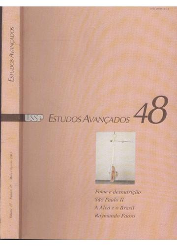Estudos Avançados - Volume 17 - Número 48
